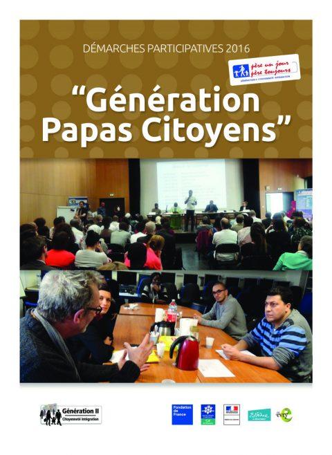 Une nouvelle publication pour Génération 2 !