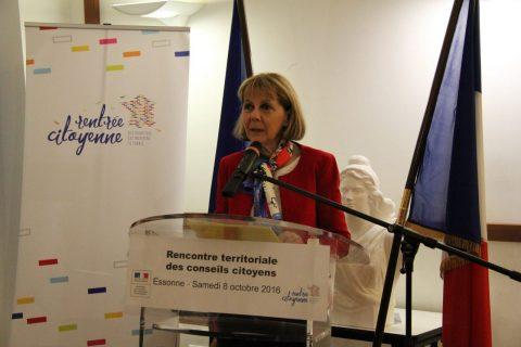 Le Groupe des pères présenté comme exemple Citoyen lors de la « rencontre territoriale des conseils citoyens » présidée par la préfète de l'Essonne
