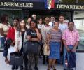 Les jeunes poussent les portes de l'assemblée départementale!
