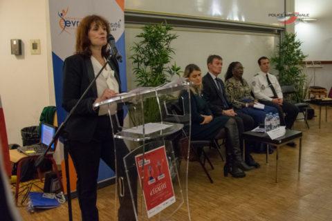 Rencontre/débat/concert à l'université d'Evry
