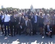 Visite de l'Assemblée Nationale septembre 2019