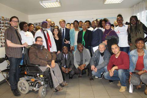 Rencontre avec le Préfet Délégué à l 'Egalité des Chances
