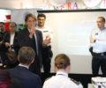 Atelier prévention contre les drogues avec la participation de la MIDELCA!
