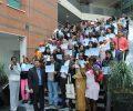 Remise des attestations de présence pour les apprenants des ateliers sociaux linguistiques