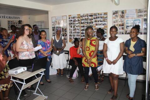 Restitution du projet «Citoyen du monde» par nos jeunes