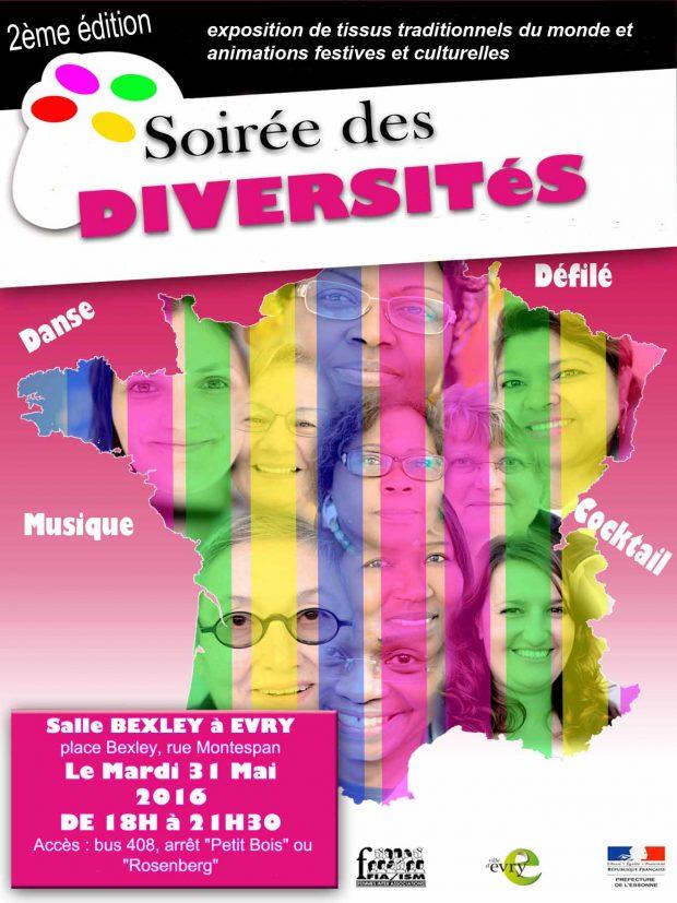 Soirée des diversités